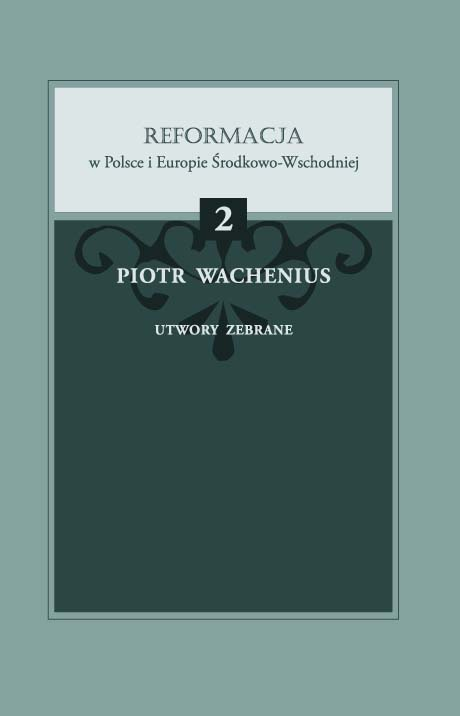 Wachenius cover